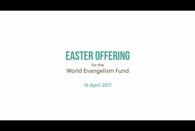 2017 Easter Offering